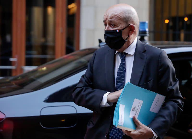France urges international partners to raise pressure on Lebanese politicians