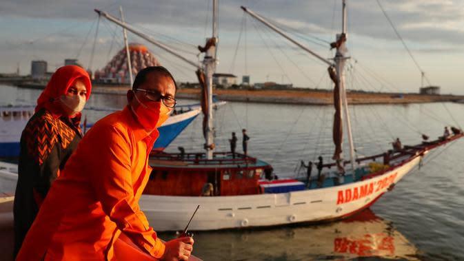 Survei CRC: Danny Pomanto Tinggal Jauh Tiga Pesaingnya di Pilwalkot Makassar