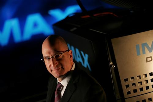 Greg Foster Named CEO of IMAX Entertainment