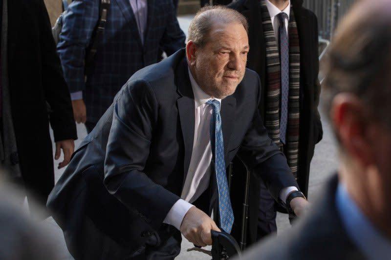 Proses ekstradisi Harvey Weinstein ditunda akibat Covid-19
