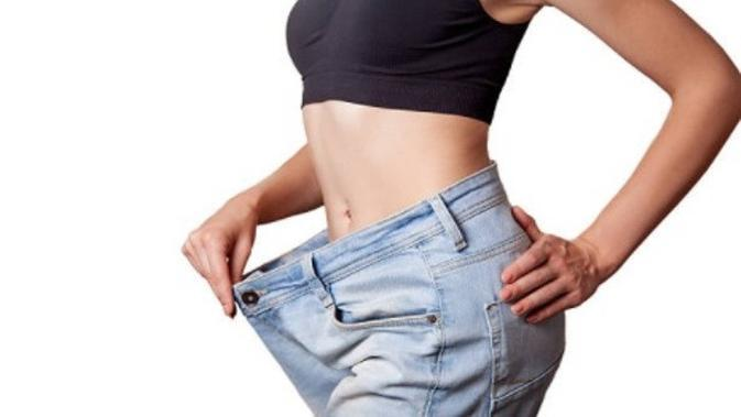 langsing tanpa diet (iStockPhoto)