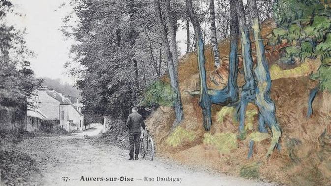 Tree Roots Sites/VAN GOGH MUSEUM