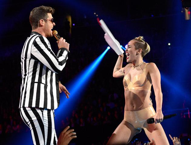 Burning Question: Could Miley's VMA Antics Really Have Bad Impact on Kids?