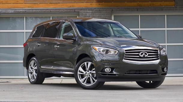 Road tripping the 2013 Infiniti JX35: Motoramic Family Drive