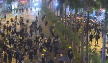 社工陳虹秀等八人被控去年831暴動續審
