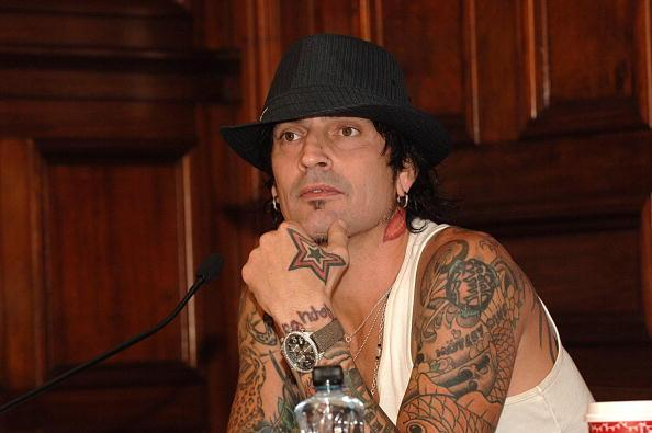 Tommy Lee Turns 50: His Life, In Heather, Pamela, Mayte, And Mighty Mouse Tattoos