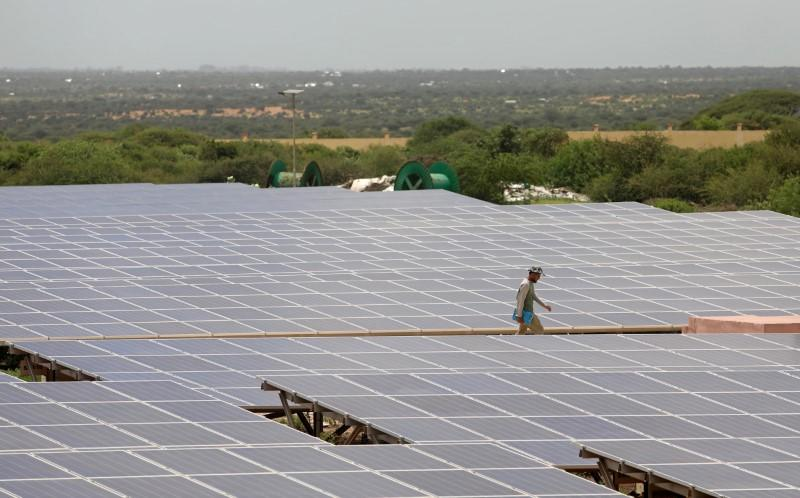 Choking on diesel costs, Somali firm turns to solar for cheaper power