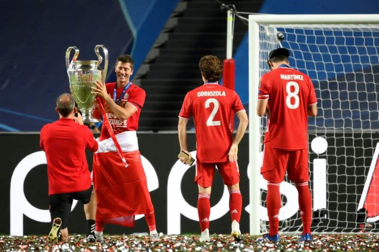 Bayern begin Champions League defence in punishing European autumn