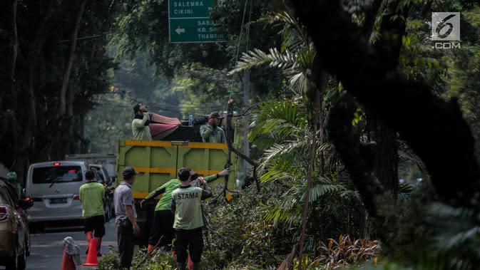 Jelang Musim Hujan, Ini yang Dilakukan Pemprov DKI Jakarta