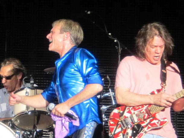 Van Halen Previews Tour, Album With Blistering Hollywood Show