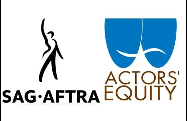SAG-AFTRA Files Complaint Against Actors Equity as Live Show Taping Dispute Escalates