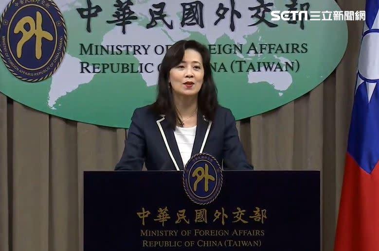 外交部發言人歐江安(圖/資料照)