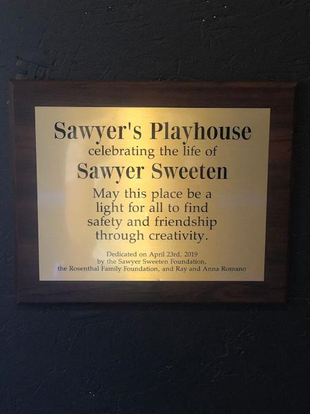 Everybody Loves Raymond's Sawyer Sweeten's Family Restores Theater in His Name