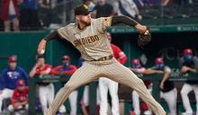 MLB馬斯葛羅夫投無安打比賽 教士隊史首度