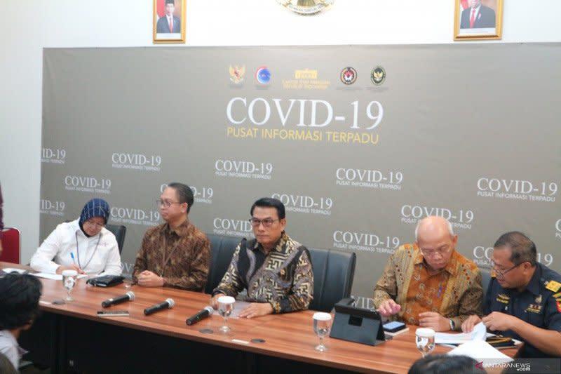 Moeldoko: Jangan terlalu cemas dampak Virus Corona pada pariwisata