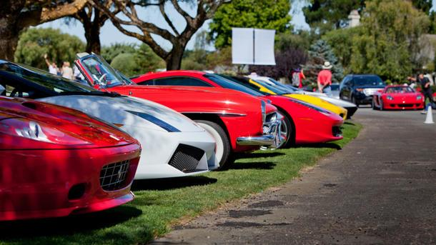 America's best parking lot car show pulls into The Quail
