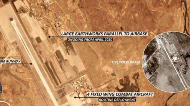VIVA Militer: Citra Satelit memantau aktivitas militer China di perbatasan India