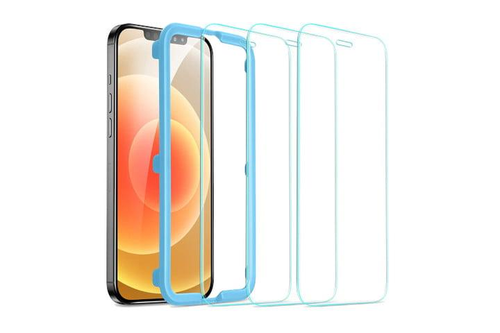 ESR Tempered-Glass Screen Protector for iPhone 12 Pro