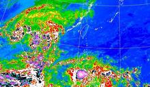看到火星衝日沒?新颱最快今生成 周末2熱雨區曝光