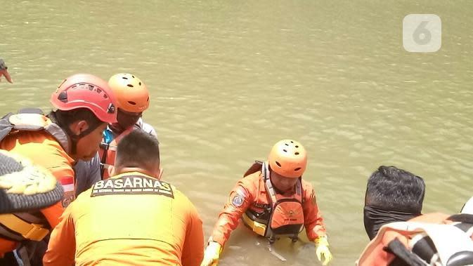 Yang Hilang di Sungai Serayu