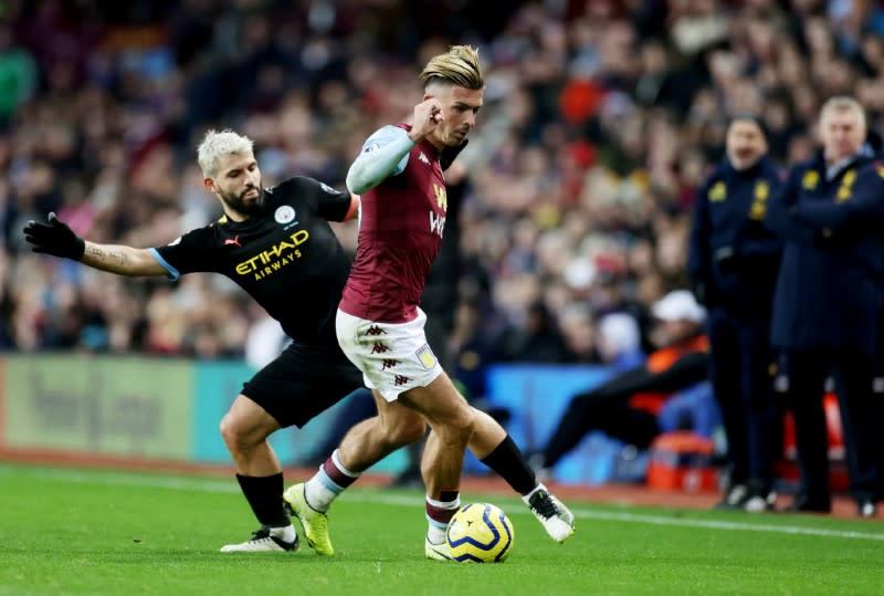 Premier League - Aston Villa v Manchester City