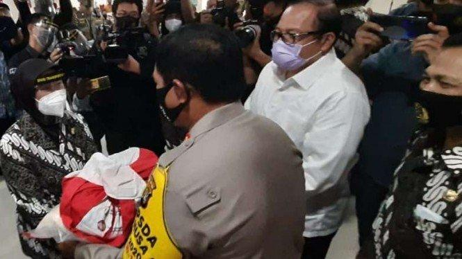 Giliran Purnawirawan Polri di Jakarta Dapat Bantuan Jokowi