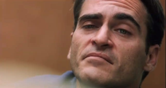 Joaquin Phoenix shares cult past with his character in 'The Master'