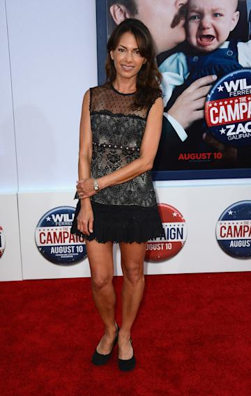 "Premiere Of Warner Bros. Pictures' ""The Campaign"" - Arrivals"