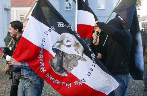 German neo-Nazis are looking increasingly to social networking sites to propagate racial hatred and recruit new members