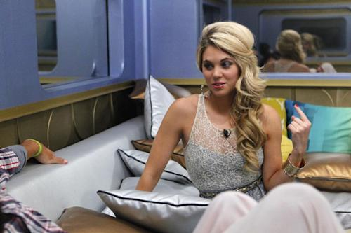 'Big Brother': Aaryn Is Evicted, Confronted About Racist Remarks [Video]