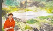 努力14年 畫家張淑芬個展獻台南