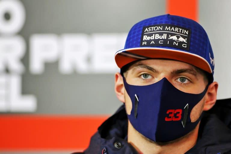Verstappen stays positive on Honda departure