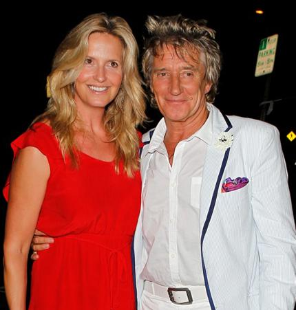 Rod Stewart Reveals Split With Wife Inspired Song on New Album