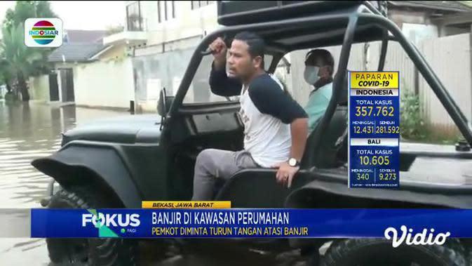Fokus Pagi : 5 Orang Tewas Kecelakaan Di Puncak Bogor