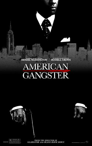 Denzel Washington Movie Titles - American Gangster