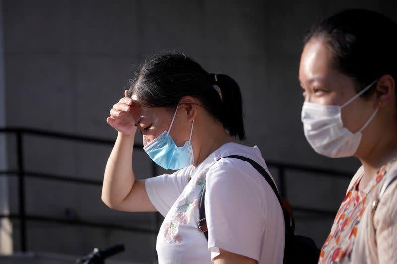 China melaporkan tujuh kasus baru COVID-19 pada 19 Agustus