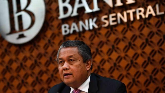 Gubernur BI Tegaskan Sistem Keuangan Aman, Belum Ada Bailout Perbankan