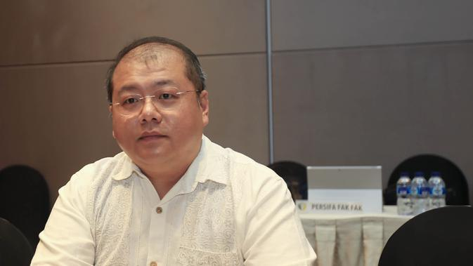 CEO Bali United, Yabes Tanuri. (Dok Bola.com)