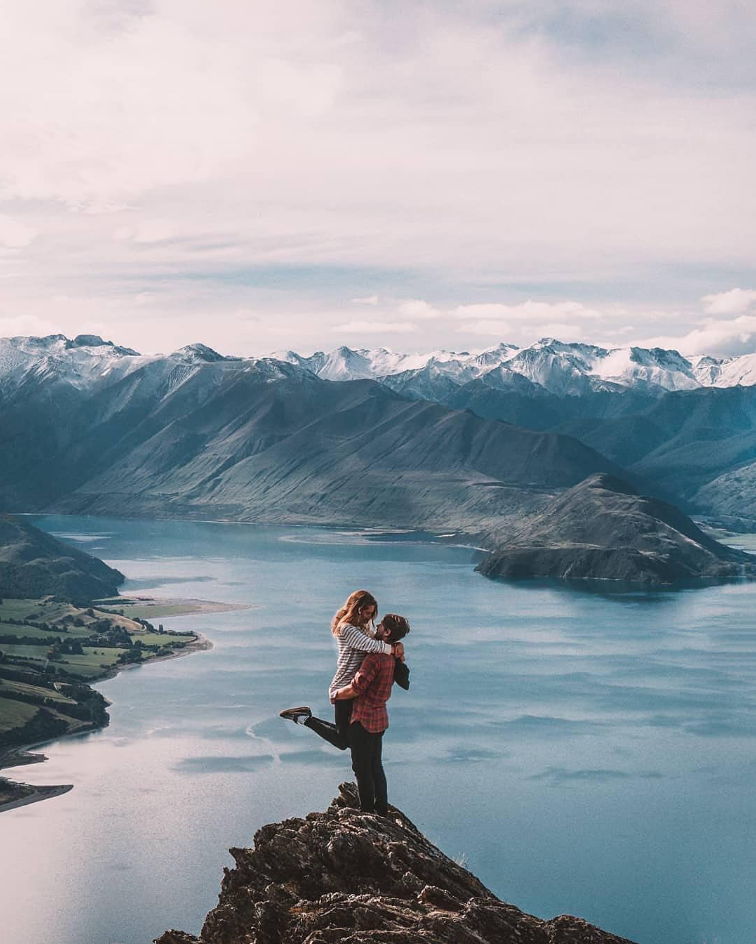 <p>There's nothing quite like the stunning backdrops of New Zealand, but it seems Lake Wanaka in the country's South Island is the cream of the crop. <br />Source: Instagram/ostitalianos </p>