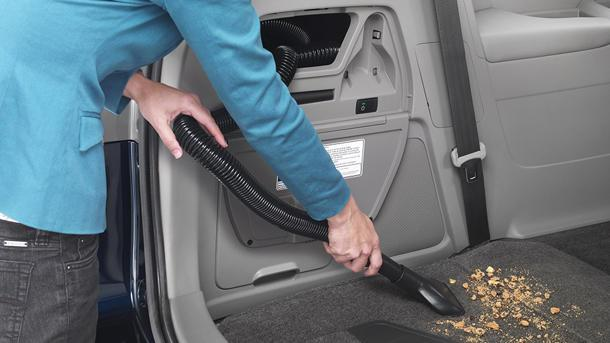 Honda Odyssey's new built-in vacuum proves minivans don't have to suck