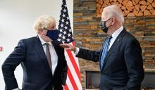 強生讚揚英美關係堅不可摧