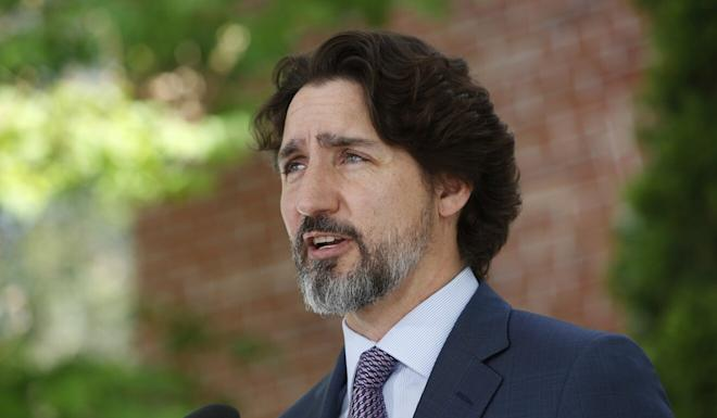 Although Canadian Prime Minister Justin Trudeau has emphasised that Canada's courts are independent from political considerations, the latest Meng ruling could further strain Ottawa-Beijing relations. Photo: Bloomberg