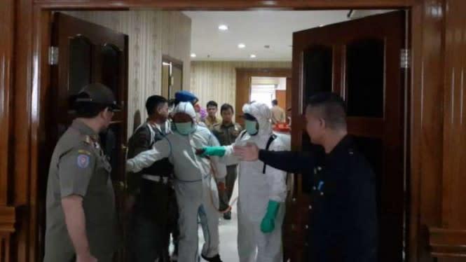 Kasus Corona Banten Naik Pesat, Diduga Mobilitas Warga Tak Terkendali