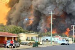 Satu tewas dan 100 rumah musnah akiba kebakaran hutan di Australia