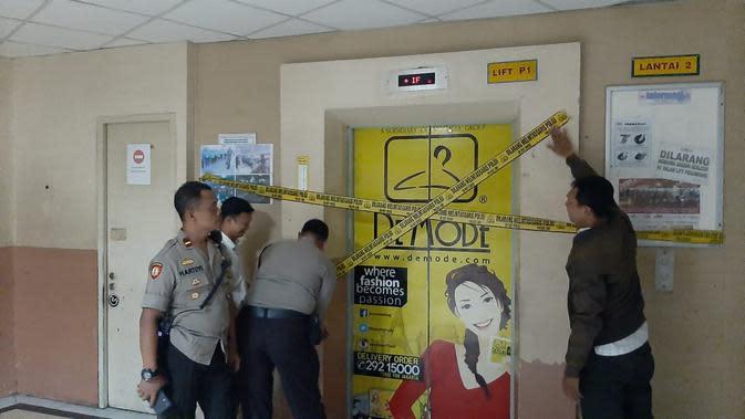Lift di Metro Tanah Abang Macet, 8 Pengunjung Terjebak