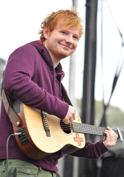 "Who Told Ed Sheeran He Was ""Too Chubby and Too Ginger to Make It""?"