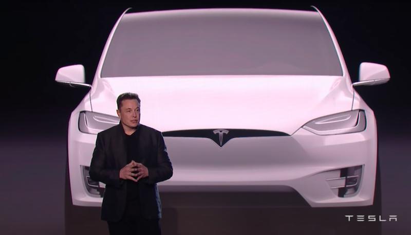 特斯拉成為全球市值最高汽車公司。圖:擷取自特斯拉Youtube