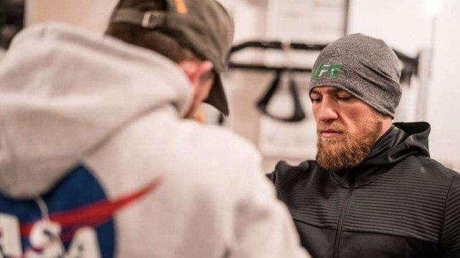 Megabintang Mixed Martial Arts (MMA), Conor McGregor