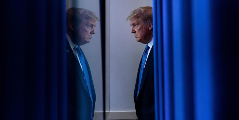 Photo credit: BRENDAN SMIALOWSKI - Getty Images