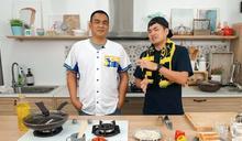 職棒球星另一面!陳金鋒、蔡哥首合作拍片 大玩諧音哏、秀廚藝